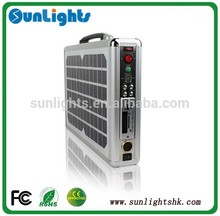 20W newest design multifunction portable China portable solar power for home/hiking/camping/traveling
