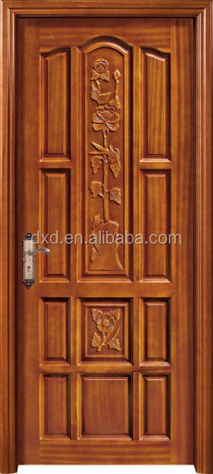 teak wood main door designs for houses 2