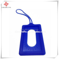 New Products Plastic Silicone Bank ID ATM Card Cover