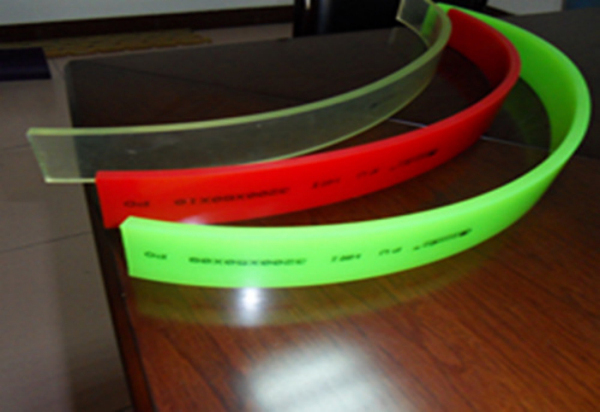 Rubber Squeegee for Printing