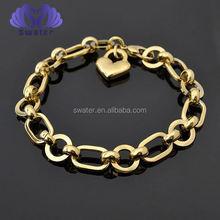 bracciale in oro 14k bracciale personalizzato