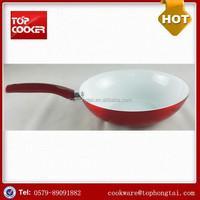 High Quality Ceramic Aluminum Wok