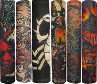 2015 Hot New Wholesale Eco-Friendly Fabric Temporary Arm Tattoo Sleeves BNTT-014