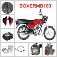 BAJAJ BOXER MB100 motorcycle spare parts electrical CDI battery rectifier