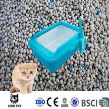 [KIND PET]2015 wholesale tidy mod cat litter box furniture