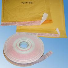 15mm/environmental-friendly/ paper material /glassine paper permanent sealing tape