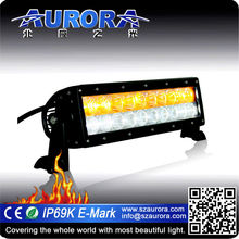 10'' All weather led 4x4 light bar vibration