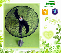 20'' 26'' 30'' OEM factory outdoor wall mounted large wind 2 blades industry fan