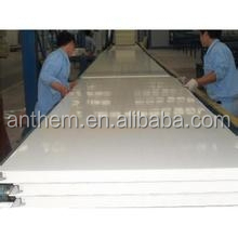 Alta presión de inyección de aislamiento de poliuretano panel