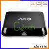 Wholesale Kodi Amlogic S802 Quad Core Android hd 1080p 4k RAM 2G ROM 8G M8 tv box M8 lcd tv box android