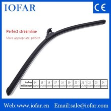 Premium heavy -duty refills graphite coated wiper blade