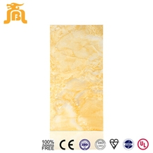Light Weight Water Proof High Quality UV Coating Decorative Calcium Silicate Wall Panels For Bathrooms