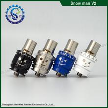 2015 Top Sell Original Design Snow Man V2 Rda Original Snow Man V2