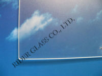 3.2/4mm EN12150 and SPF Textured Solar Panel Glass