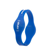 RFID Wristband Silicone for Access Management Solution