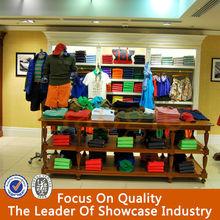 modern design t shirt shop furniture garment display