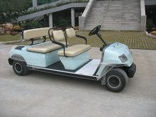 Solar 4 seats electric star golf carts LT_A4
