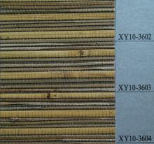the new design natural bamboo wallcovering fashion wallpaper