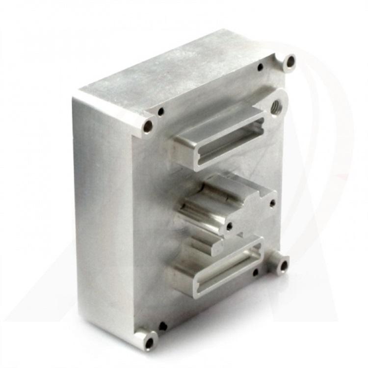 Personalizar mecanizado fresado CNC trasero placa de sujeción para herramienta progresiva y morir