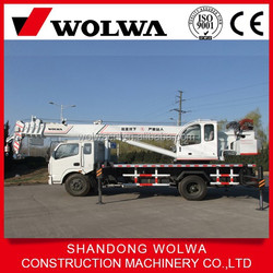 factory offered GNQY-Dongfeng 12T crane with CE