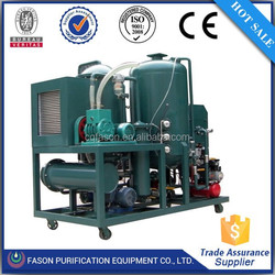 vacuum distillation used oil recycling with Good Material None filters