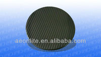 Dry Carbon Fiber Fuel Cap Cover for SUZUKI Swift 04-10