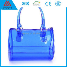 High transparent colourful TPU films for bags