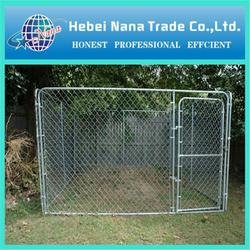 heavy duty good quality large dog kennel dog pen , dog cage