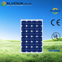 Bluesun china best PV supplier of poly solar module 50w