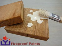 Water-based Wooden Flame Resistant Paint