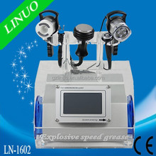 Powerful, 5 in 1RF Cavitation Weight Loss , Vacuum Suction Machine
