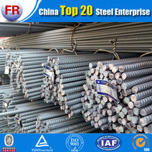 UK Certificated Hot Rolled Carbon Ribbed Steel Bar
