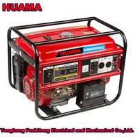 HUAMA portable honda electric gasoline generator with high quality factory prices