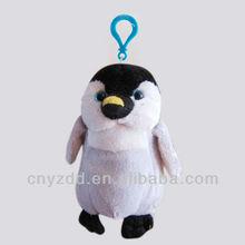 Plush Penguin Keychain /Plush Animal Toy Keychain