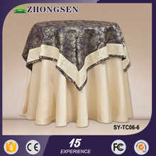 2015 hot sale jeweled table cloth