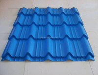 Roofing color coated coils/Prepainted Galvanized Corrugated Steel Sheet 45