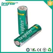 3x1.5v aa battery battery AA oem manufacture 1.5v lr6 aa alkaline battery