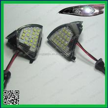 LED marker mirror lamp 12V led side pubble light for bmw vw