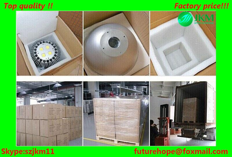 High lumen COB/SMD chip 200w led high bay light for warehouse,gas station