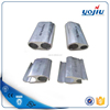 High quality H shape press type clamp Aluminium Alloy clamp for wire connecting