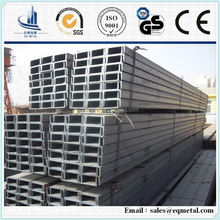 Hot Rolled Carbon Steel U Beams u section channel