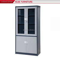 Cheap Anti-tilt Metal Office Vertical Cabinet Wall Mounted File Cabinets Combined Unique Office Steel Filing Cabinet