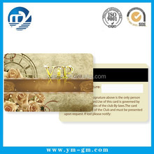 Customized high end garment business card