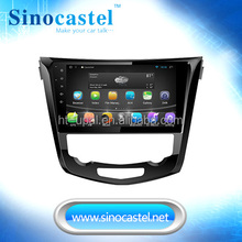 "10.1""dual core android 4.4.4 car dvd gps player with BT,Ipod for Xtrail"