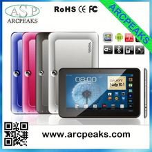 9inch MTK6577 tablet pc case with keyboard and touchpad