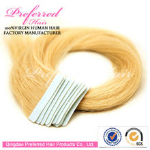 Large Stock Fast Delivery Premium Top Level 20'' Yaki Straight Yellow Color Cheap Stick Hair Extensions Accept Paypal