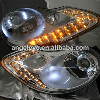 f r porsche 996 1997 2004 jahr f hrte stirnlampe led. Black Bedroom Furniture Sets. Home Design Ideas