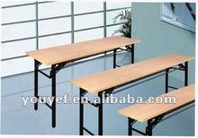 Abile produzione scala sedia/scuola scrivania e sedia made in china