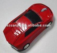 2.4 G wireless flexible high quality car mouse