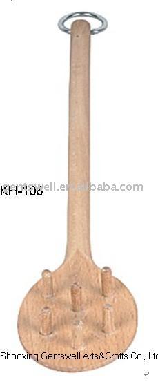 أدوات المطبخ الخشبية أواني المطبخ بيتشوود